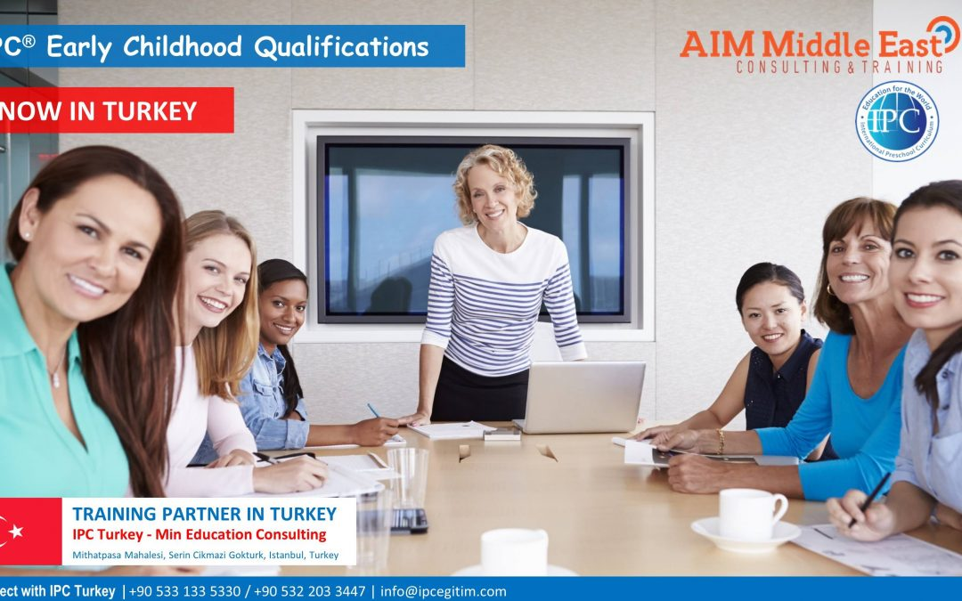 AIM Middle East signs up Training Partner in Turkey